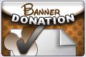 Banner Donation Award